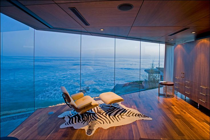 Impressive Glass House Named Lemperle Located In La Jolla, California  Designed By Jonathan Segal. This Ocean Front House Promotes An Outdoor  Connection ...