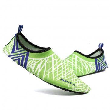 Green Aqua Shoes DFS-5