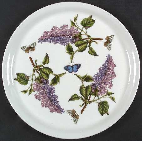"Portmeirion Botanic Garden 11"" Pizza/Cake Plate"