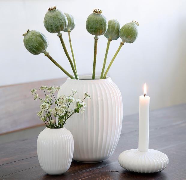 """Vase """"Hammershøi"""" von Kähler Design"""