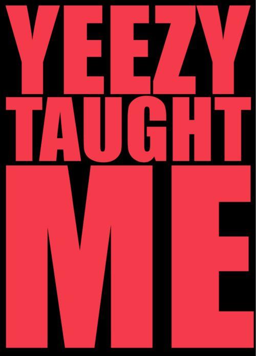"""""""Yeezy Taught Me"""" - Kanye West Blame Game Lyrics."""