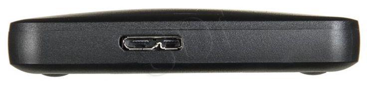 DYSK ZEWNĘTRZNY TOSHIBA CANVIO BASICS 3000GB 2,5 USB 3.0,USB 2.0 CZARNY HDTB330EK3CA