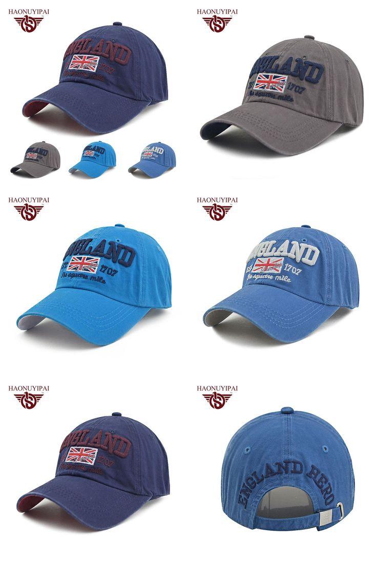 [Visit to Buy] Fashion Classic Baseball Cap Snapback Hat For Men Women Men's  Sun Hat Bone Gorras Embroidery Caps Spring Cap Wholesale #Advertisement