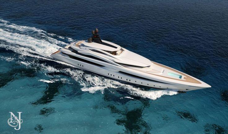 superyacht - luxe - plus yacht chère du monde-67-millions-océaniques…