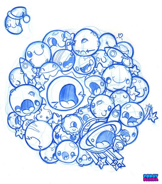 random cute doodles - Google Search