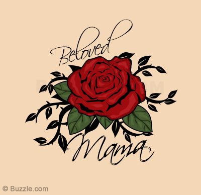 RIP Mom Tattoo