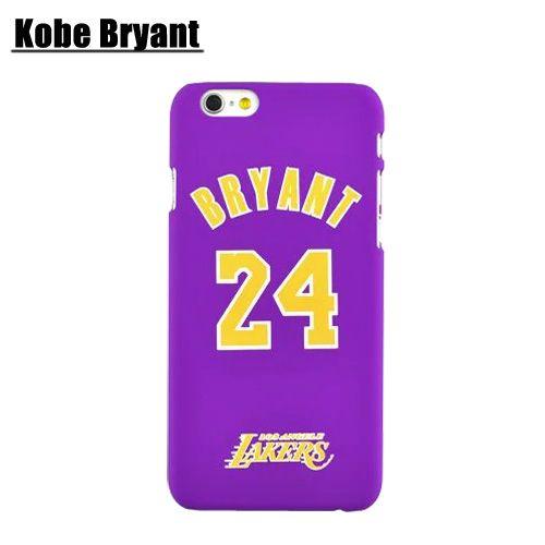 NBA Lakers Kobe Bryant Phone Case For iPhone 6 4.7inch Case, 2016 Phone Cover For iPhone 6s Case - free shipping worldwide