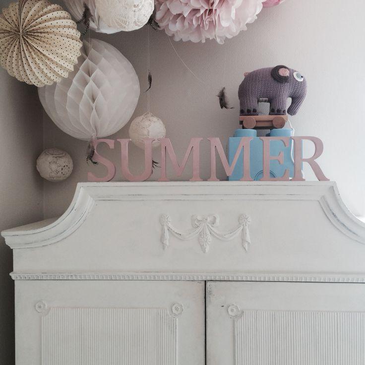 Summer, vintage, Childrens room, Sebra, LEGO, pompom, Annie Sloan