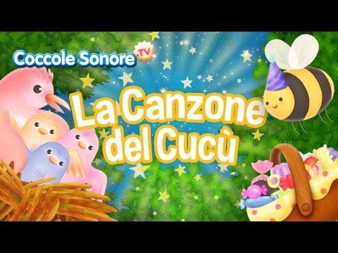 La Canzone del Cucù - Sentiam nella foresta - Canzoni per bambini di Coccole Sonore - YouTube