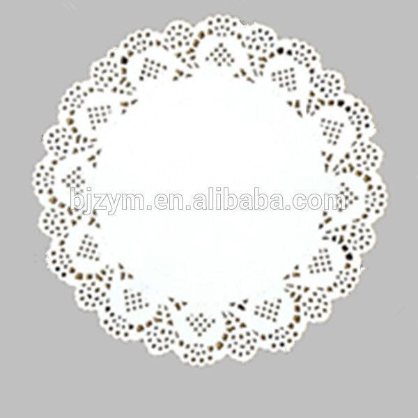Check out this product on Alibaba.com APP 11cm / 14cm / 16.5cm table accessories decorating tools lace paper round Doiles / Paper Doilies