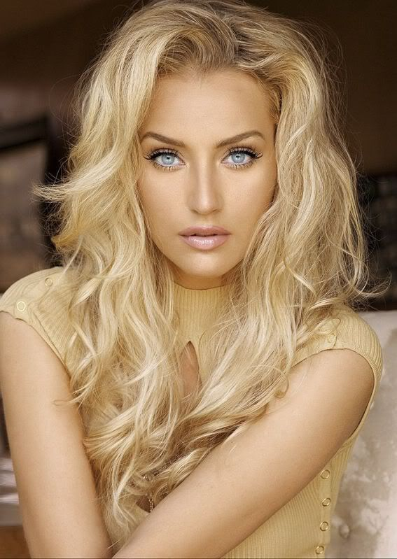 Beauty Blonde In Cold Colours Royalty Free Stock Images: 28 Best Karelea Mazzola Images On Pinterest
