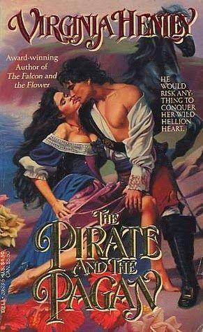 Virginia Henley Historical Romance novel.