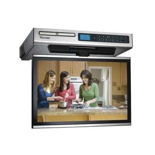Venturer Klv39150 15In Under Cabinet Lcd Tv	by Jaybrake - See more at: http://www.60inchledtv.info/tvs-audio-video/tv-dvd-combinations/venturer-klv39150-15in-under-cabinet-lcd-tv-com/#!prettyPhoto