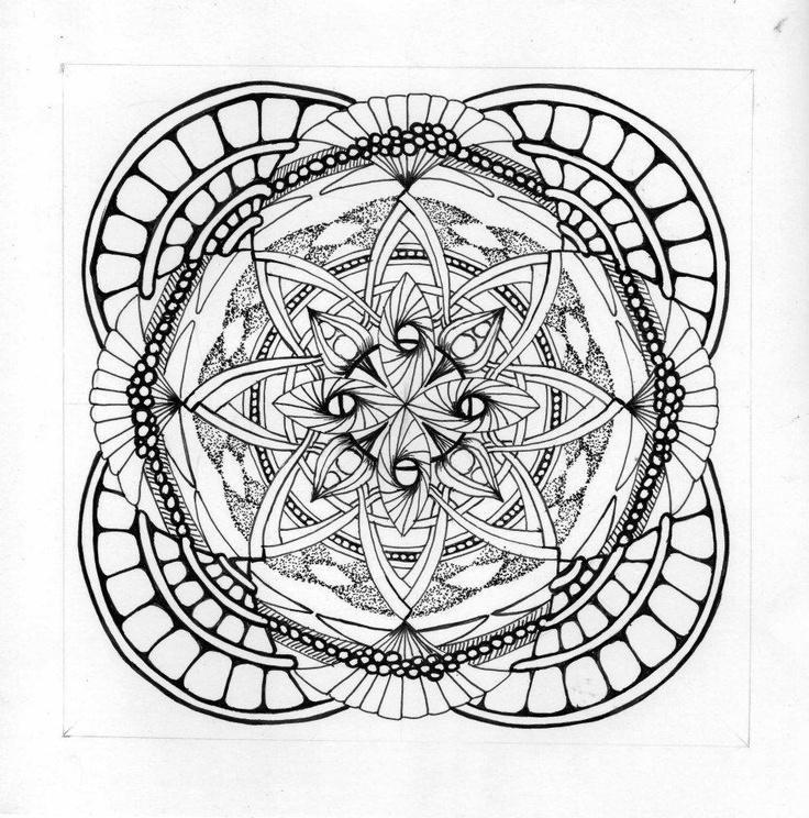 17 best images about mandalas on pinterest