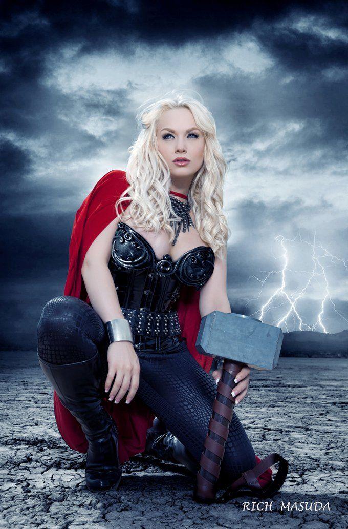 46 Best Images About Goddess Of Thunder On Pinterest
