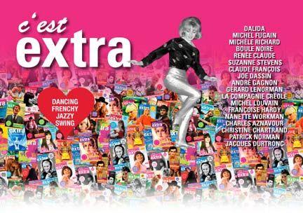 Soirées dansantes, C'est Extra, au La Tulipe. Danser sur les plus grandes succès des années 50 à 70. En vogue depuis 20 ans, superboom, intergénérationnel, à vivre au moins une fois!