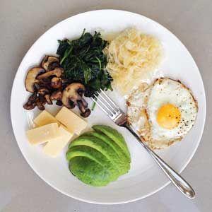 Dieta chetogenica vegetariana facile da seguire. Perdere peso mangiando cibo vero!