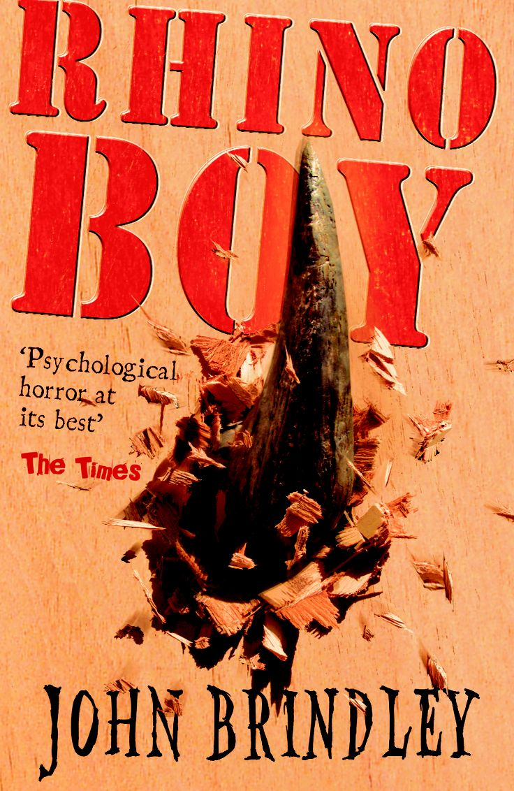 Rhino Boy Book publishing, Psychological horror, My books
