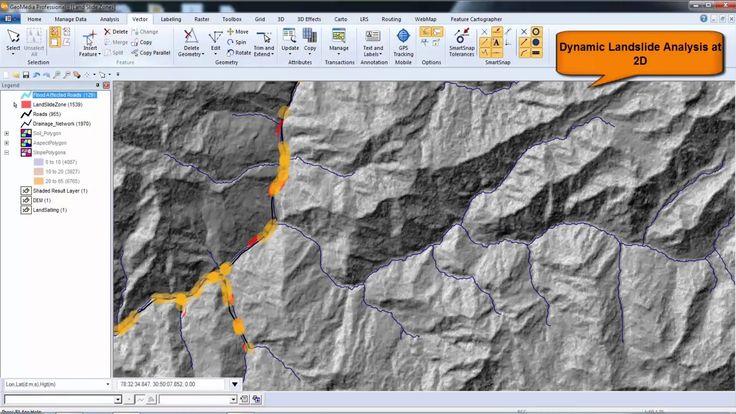 GeoMedia Dynamic Analysis