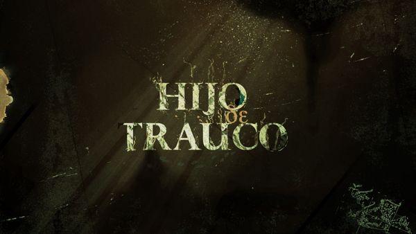 Hijo de Trauco - Movie Title by Javier Cito Garay Mena, via Behance