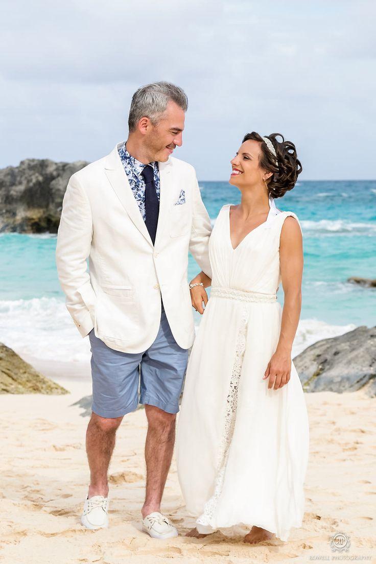 Bermuda Destination Wedding Meagan Duhamel figure skater & Bruno Marcotte
