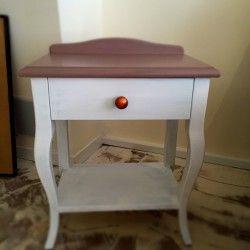 Nachttisch mit Schublade bei BelDecor Palma de Mallorca http://anzeigen.portalmallorca.de/ads/nachtische-mit-schublade-diverse-farben-verfugbar-vinage-shabby-chic/