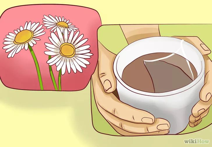 Titel afbeelding Dye With Your Hair With Tea, Coffee or Spices Step 6