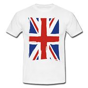 UK flag T-shirt