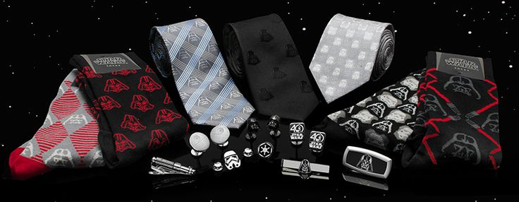 Facebook Twitter PinterestHere is an offer where you can enter to win the Cufflinks Sweepstakes. PRIZES – (1) Grand Prize – 1 full collection of 4 pairs of socks, 3 men's neckties, 3 pairs cufflinks, 2 lapel pins, 2 tie bars, and 1 money clip bearing images and characters from the classic Star Wars trilogyView Deal