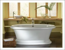 free standing tubs | Free Standing Bathtubs