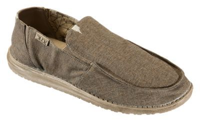 Hey Dude Chan Stretch Slip-On Shoes for Men - Steppa - 12M