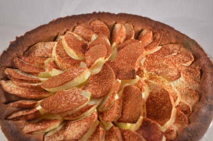 suikervrije appeltaart