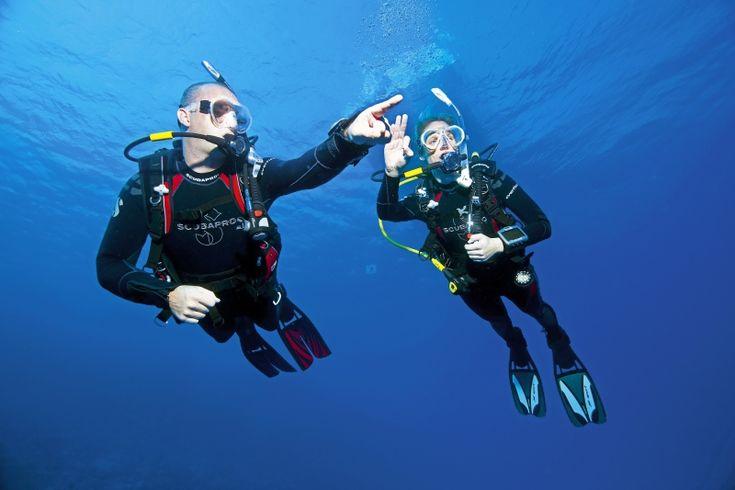 Deutschsprachig tauchen lernen Lanzarote | travel-friends.com