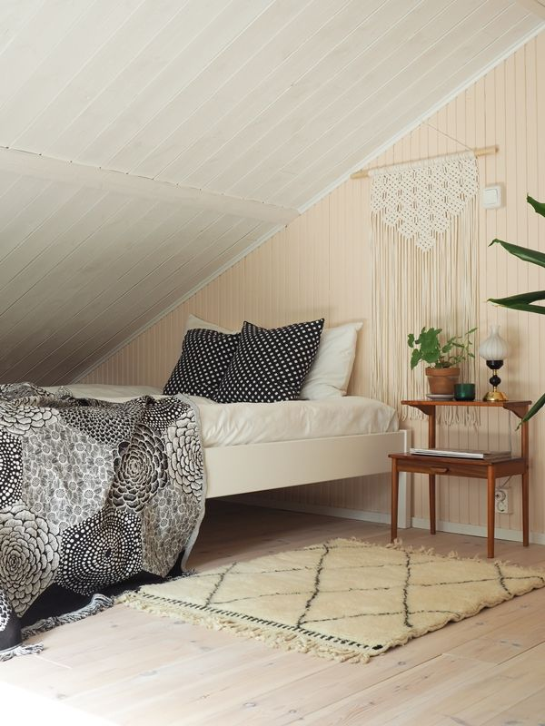 Macrame / Beni Ourain / Bedroom