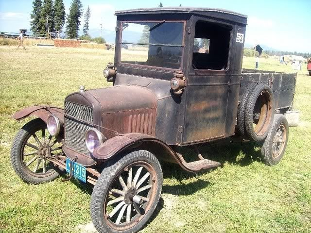 1925 Model TT Ford Truck Maintenance/restoration of old/vintage vehicles: the material for new cogs/casters/gears/pads could be cast polyamide which I (Cast polyamide) can produce. My contact: tatjana.alic@windowslive.com