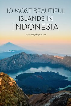 Travel the World | 10 Most Beautiful Islands In Indonesia