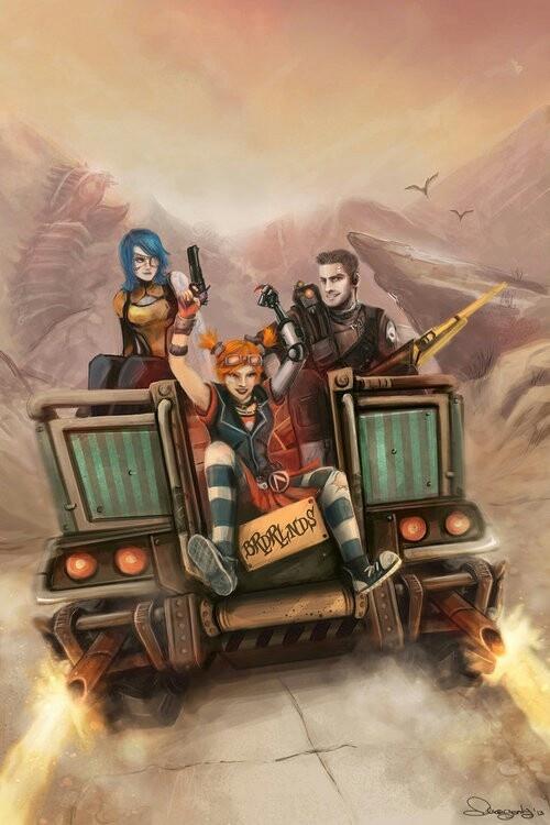 1000 images about borderlands on pinterest video games - Borderlands 3 box art wallpaper ...