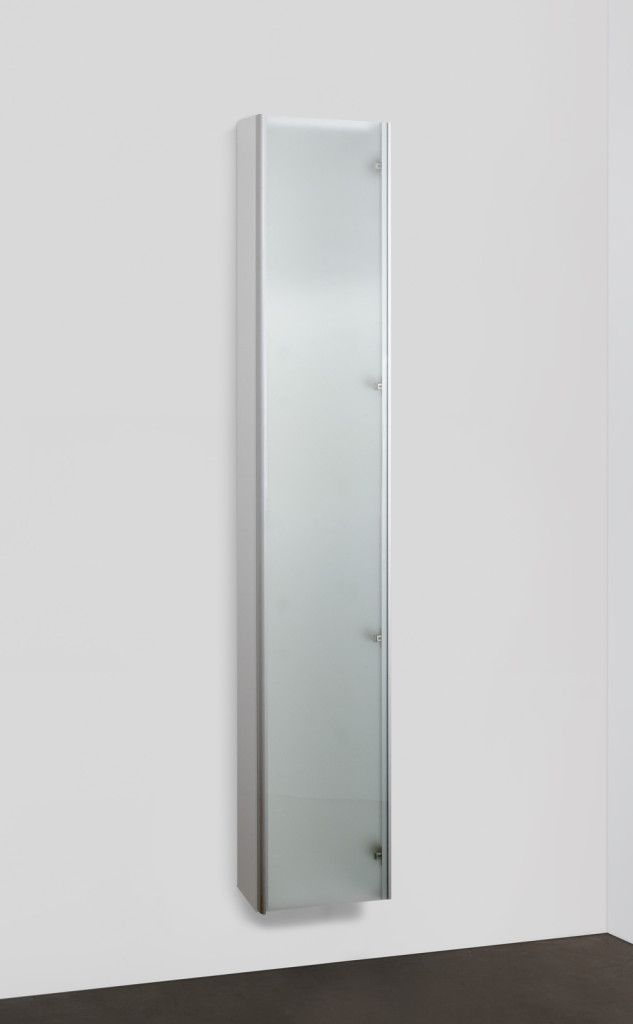 tall cabinet 30x170 depth 20 frosted glass or mirror bathroom storage