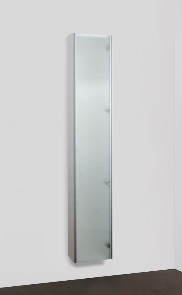 Traditional tall bathroom cabinets design bianca tall for Tall mirrored bathroom cabinet