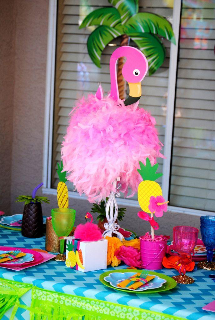 81 best Flamingo Party Ideas images on Pinterest ...