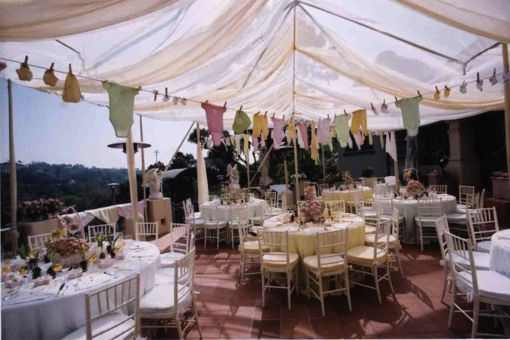 Malibu, CA, Baby Shower, Mindy Weiss Party Planning