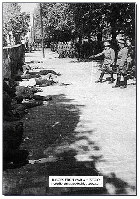 The Holocaust: The Einsatzgruppen