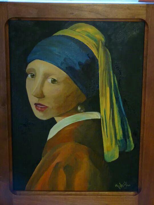 Mi primera pintura