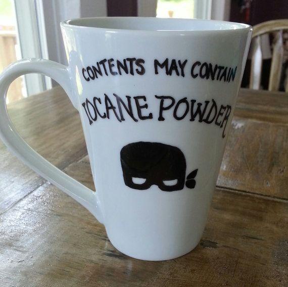 Custom Coffee Mug. The Princess Bride Iocane by LoveItGetItGotIt, $15.00