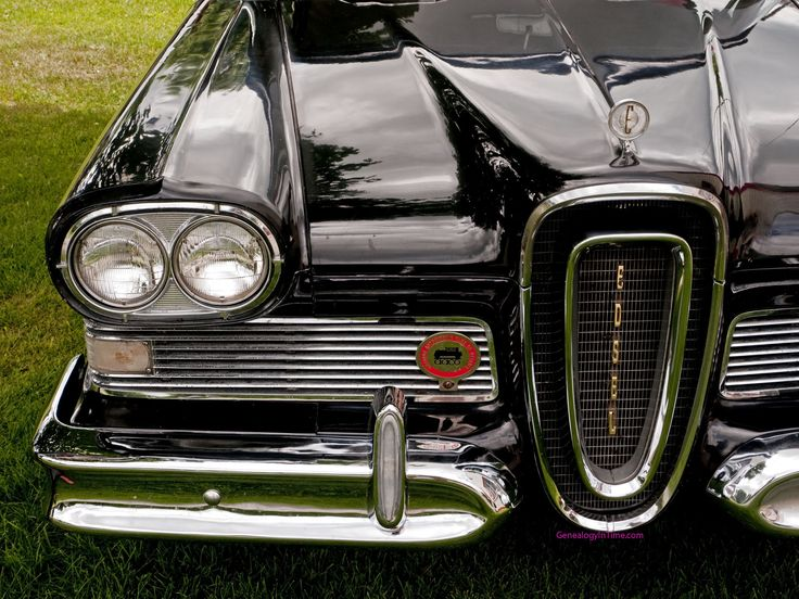 The Best Images About Dad Had An Edsel On Pinterest Cars