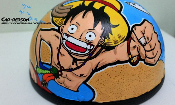 Monkey·D·Luffy...one piece
