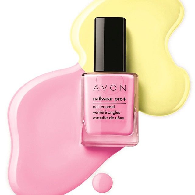 Avon Pink Nail Polish: 84 Best Images About AVON Nail Polish On Pinterest