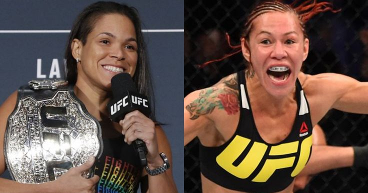 Amanda Nunes Explains Why She Doesn't Want To Fight Cyborg - http://www.lowkickmma.com/UFC/amanda-nunes-says-shes-currently-uninterested-in-a-fight-with-cris-cyborg/