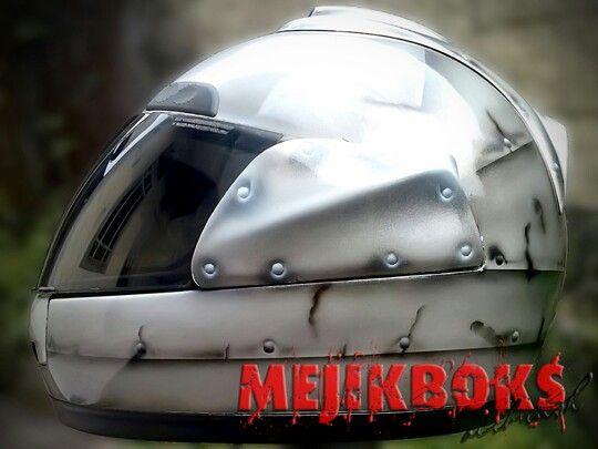 Tin helmet 3