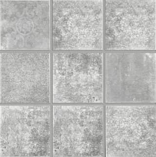 Kaakelikeskus: Sera Antica Grey 10*10 41,80e/m2